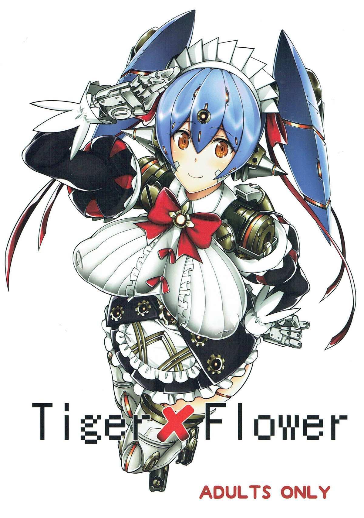 Tiger x Flower 0