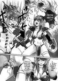 Akai Onna Senshi | Red Female Warrior 10