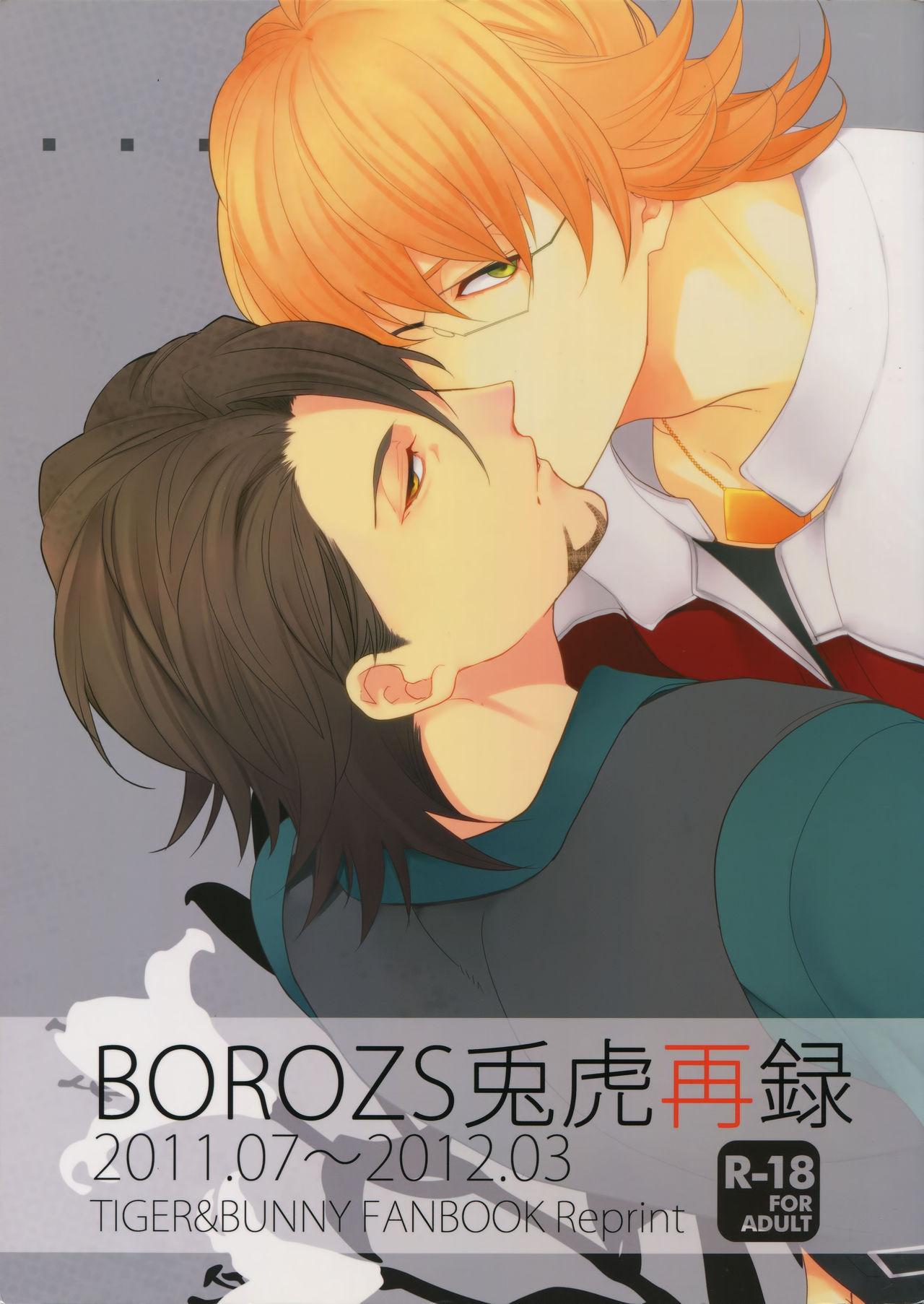 BOROZS Usagi Tora Sairoku 0