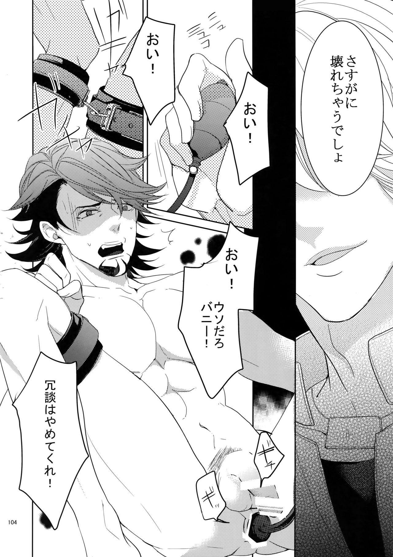 BOROZS Usagi Tora Sairoku 102
