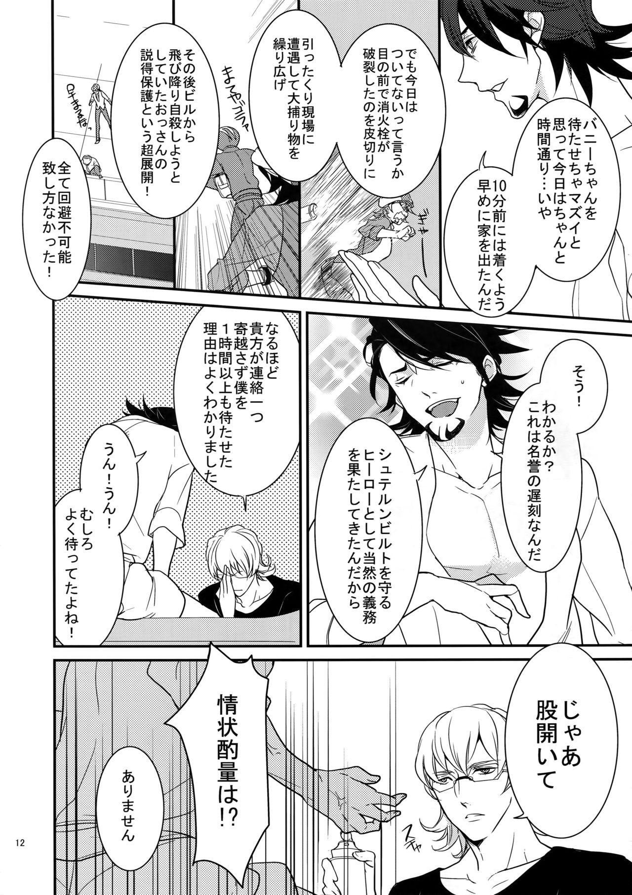 BOROZS Usagi Tora Sairoku 10