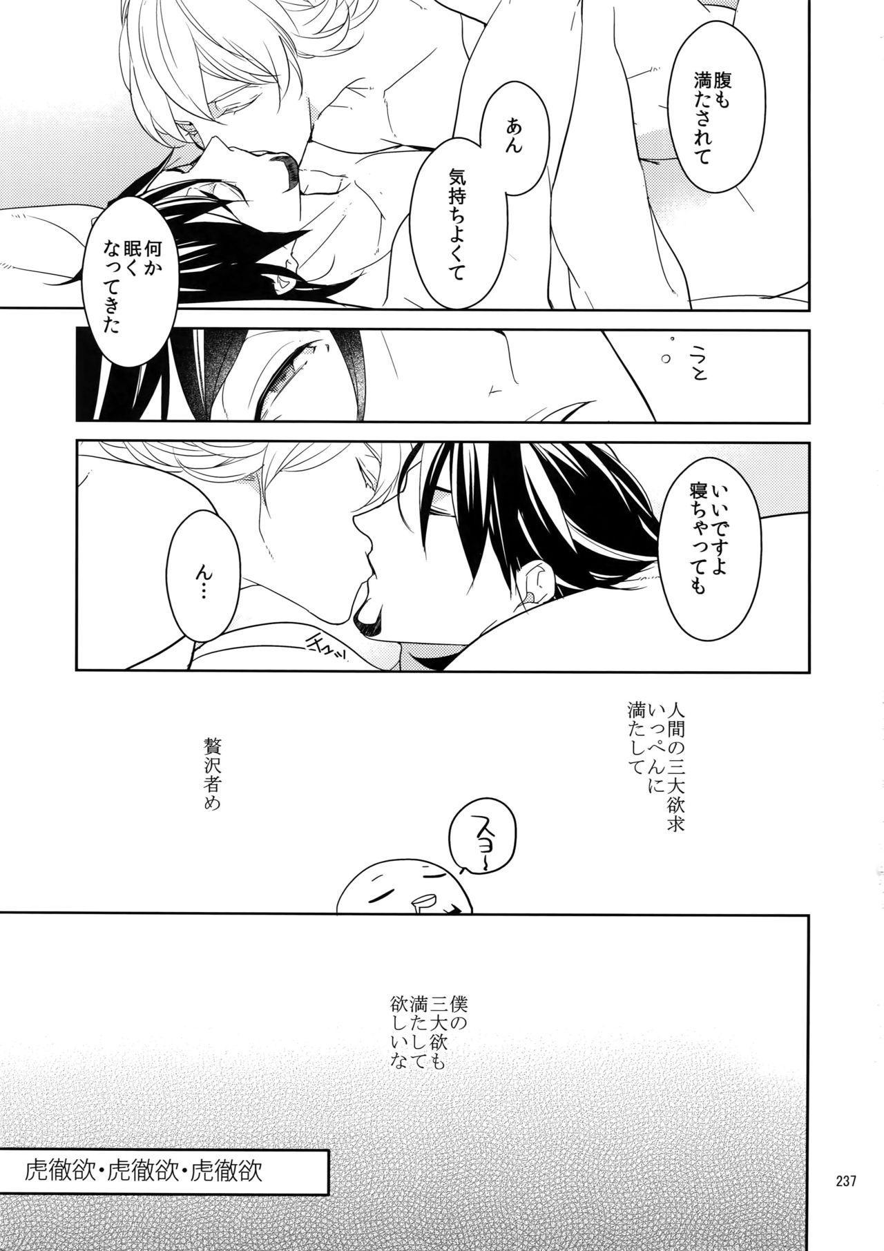 BOROZS Usagi Tora Sairoku 235