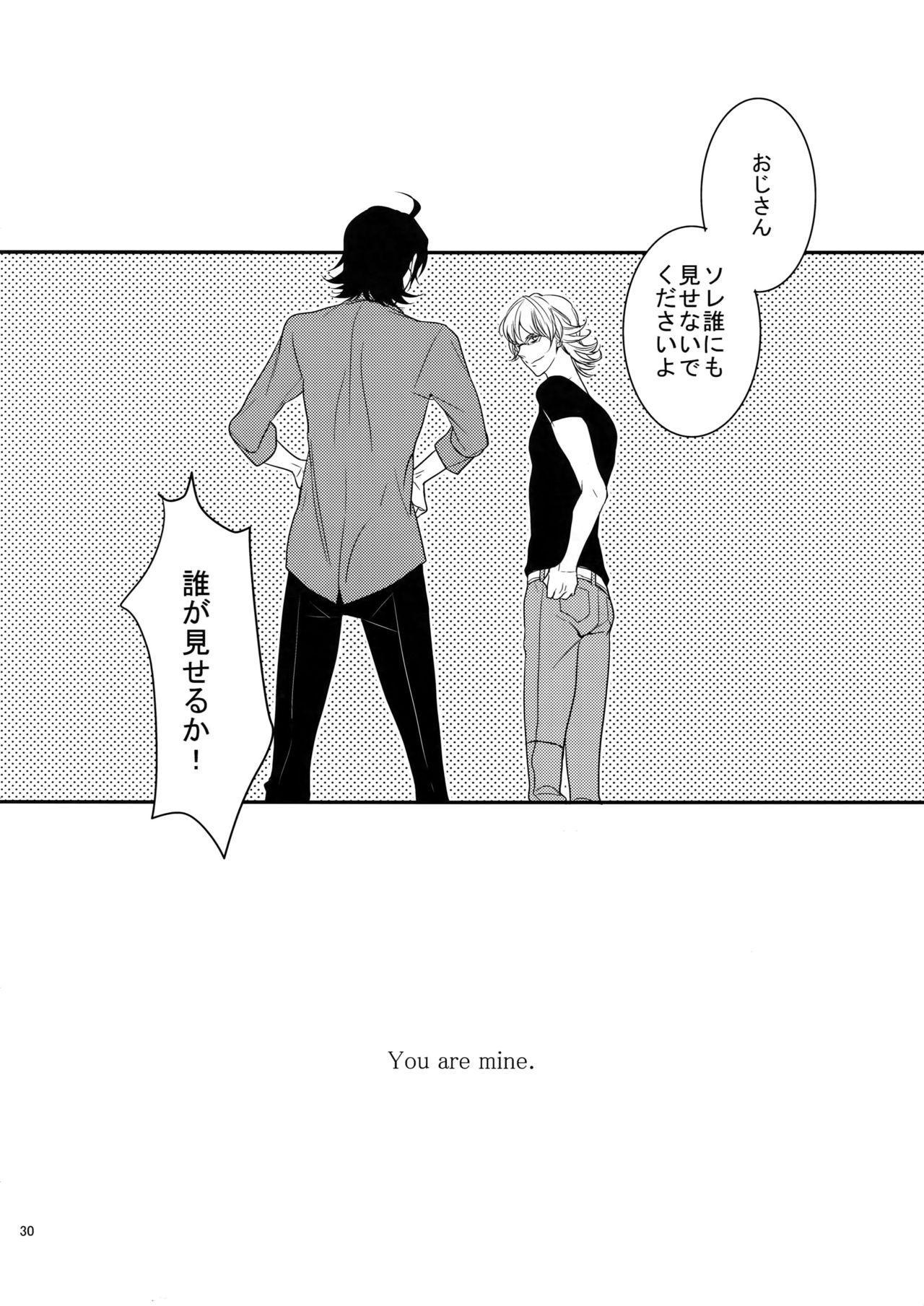 BOROZS Usagi Tora Sairoku 28