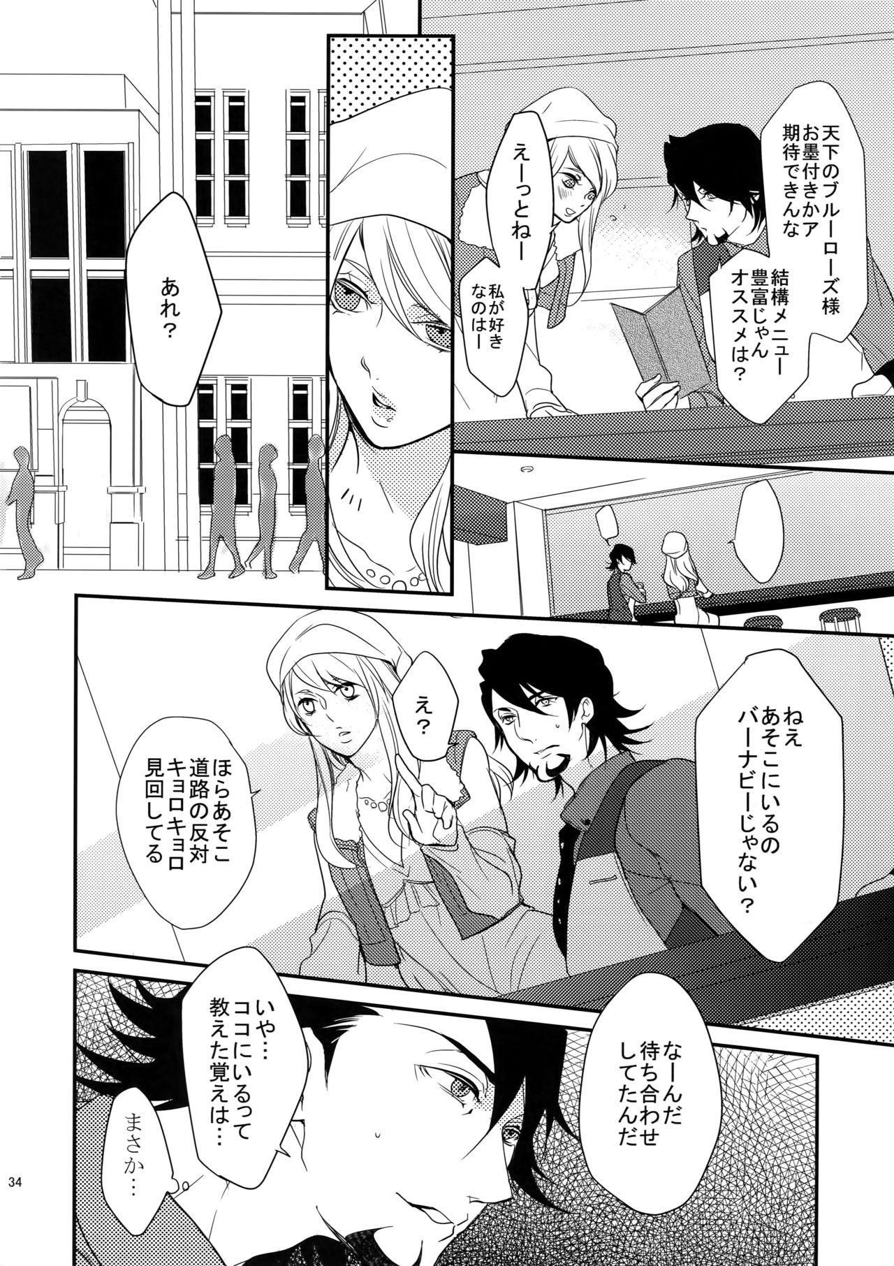 BOROZS Usagi Tora Sairoku 32