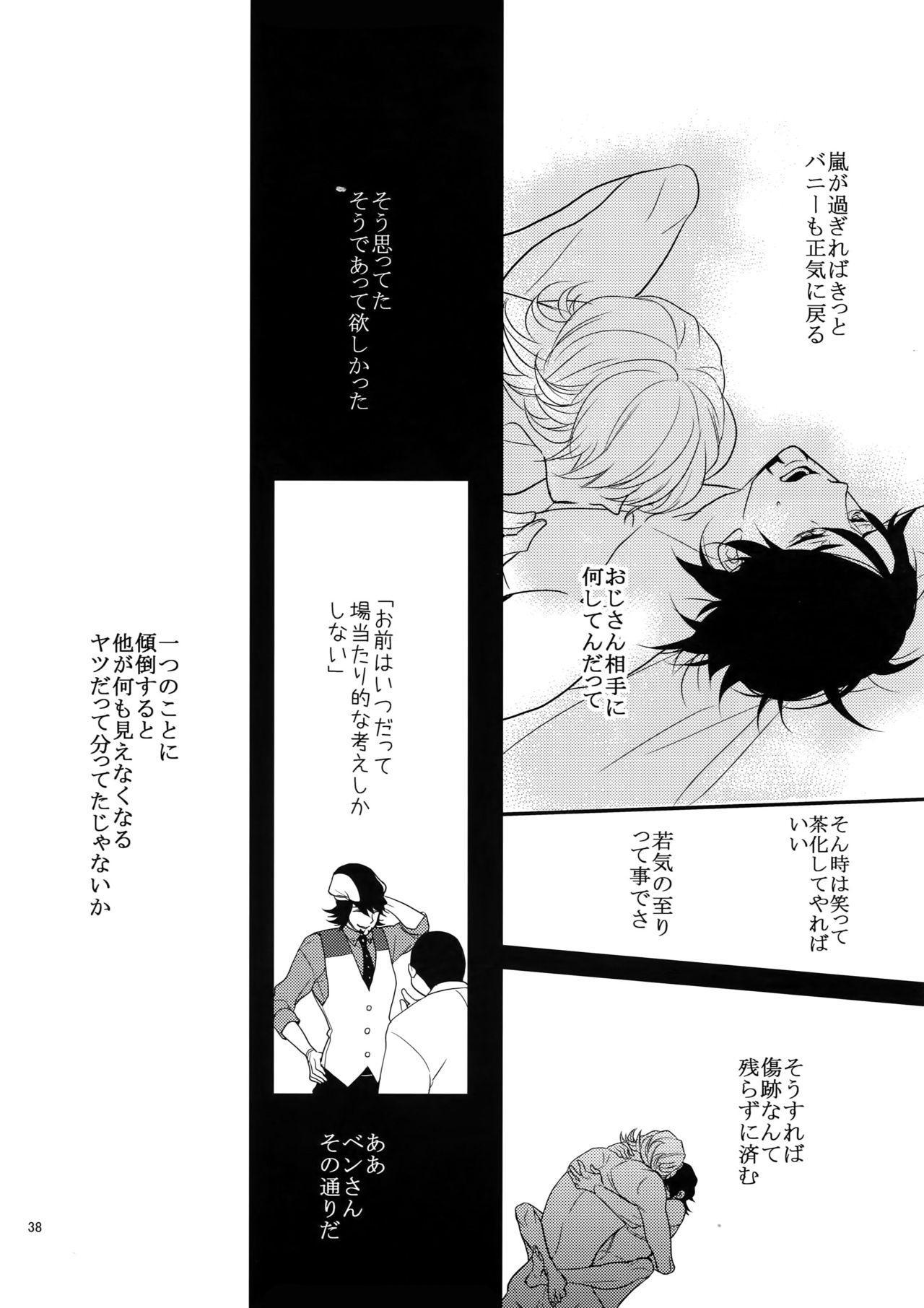 BOROZS Usagi Tora Sairoku 36