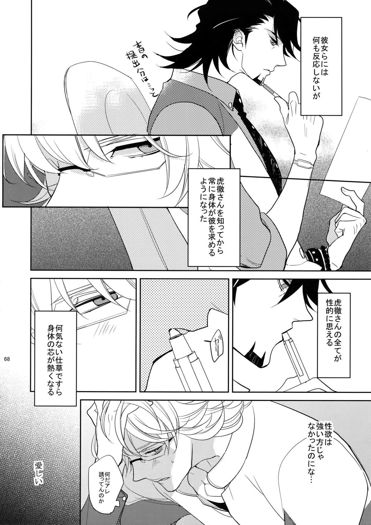 BOROZS Usagi Tora Sairoku 66