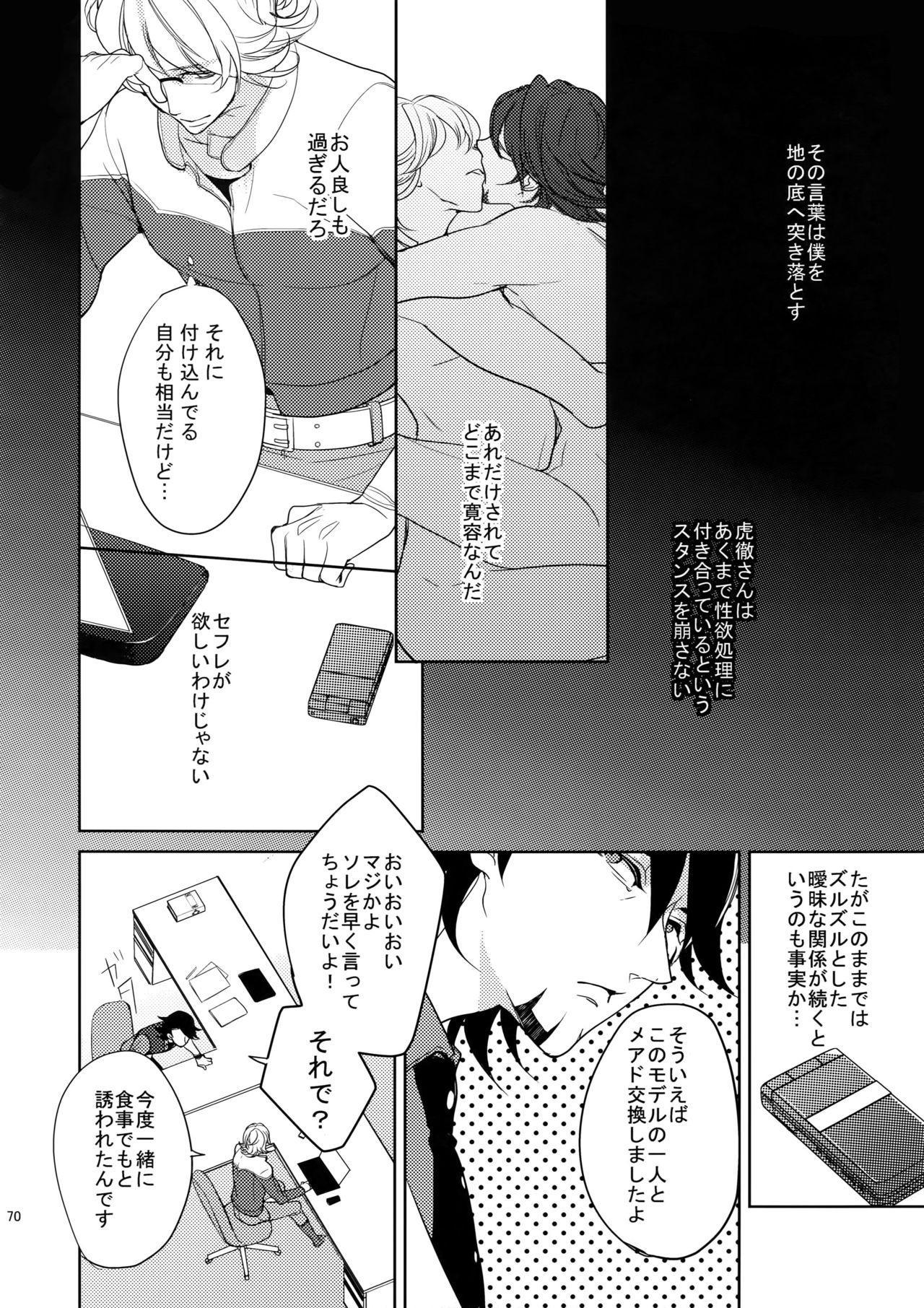 BOROZS Usagi Tora Sairoku 68