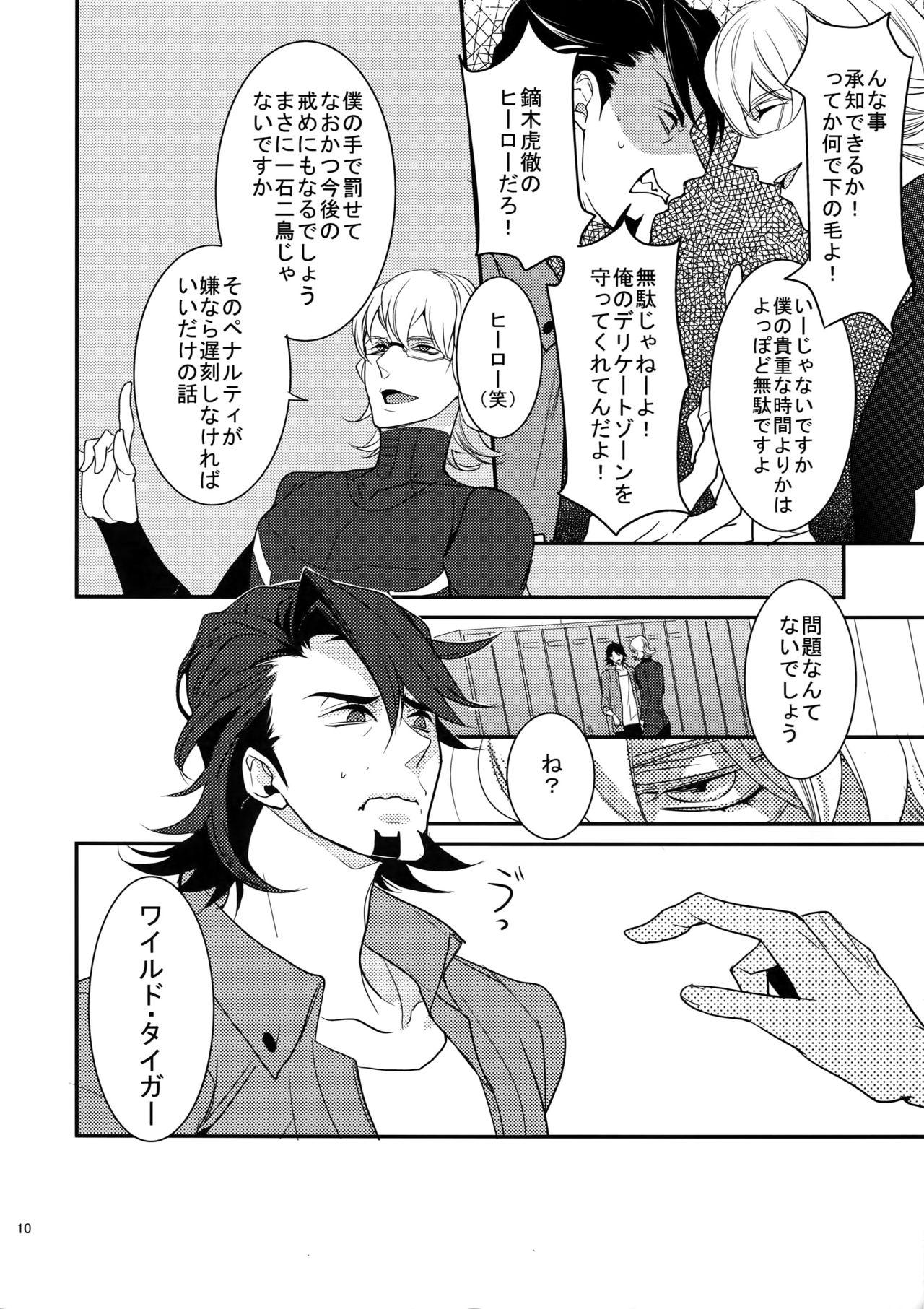 BOROZS Usagi Tora Sairoku 8