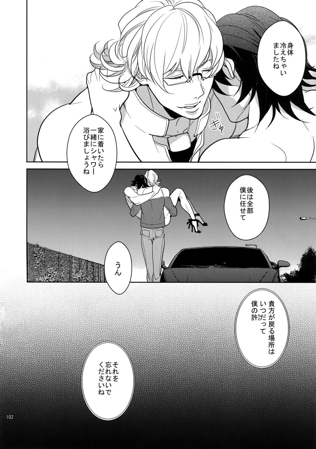 BOROZS Usagi Tora Sairoku 2 100