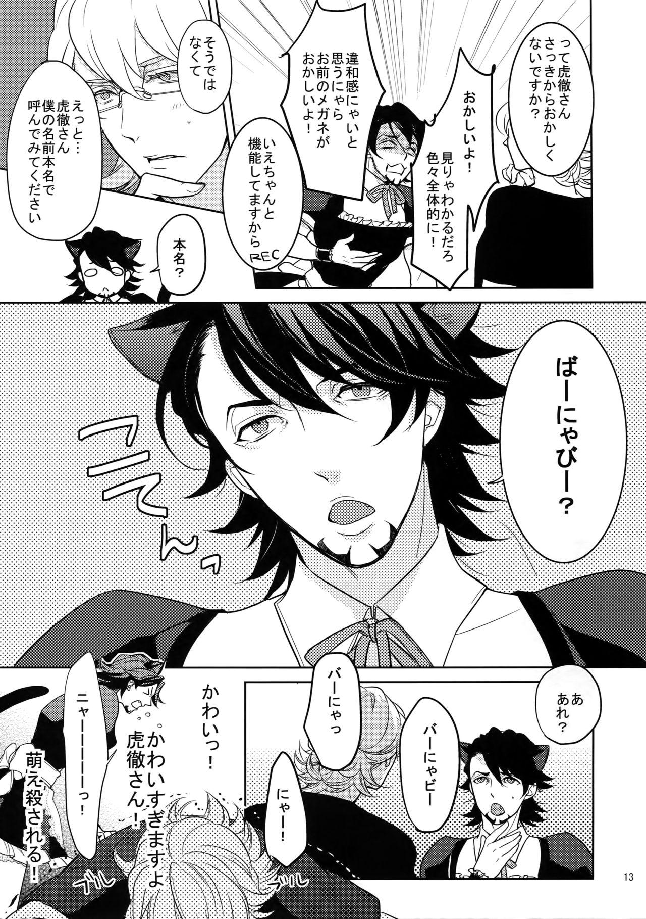 BOROZS Usagi Tora Sairoku 2 11