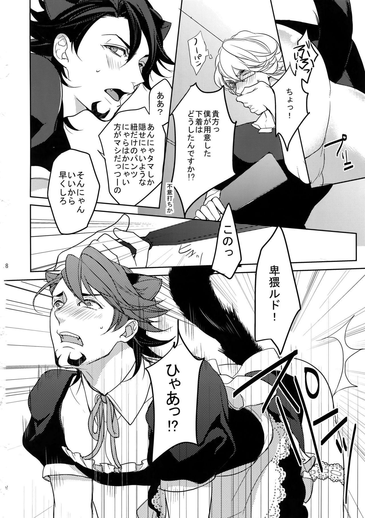 BOROZS Usagi Tora Sairoku 2 16