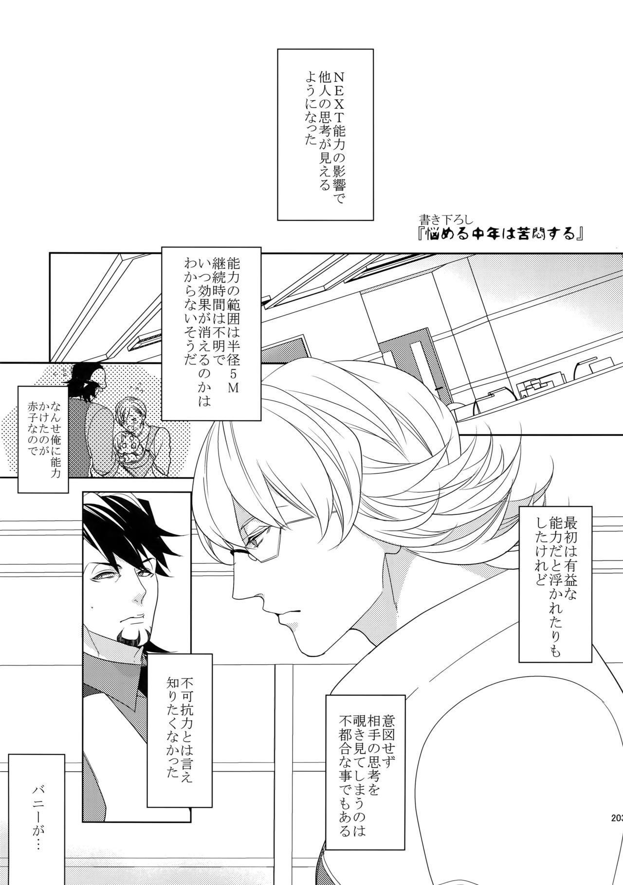 BOROZS Usagi Tora Sairoku 2 201