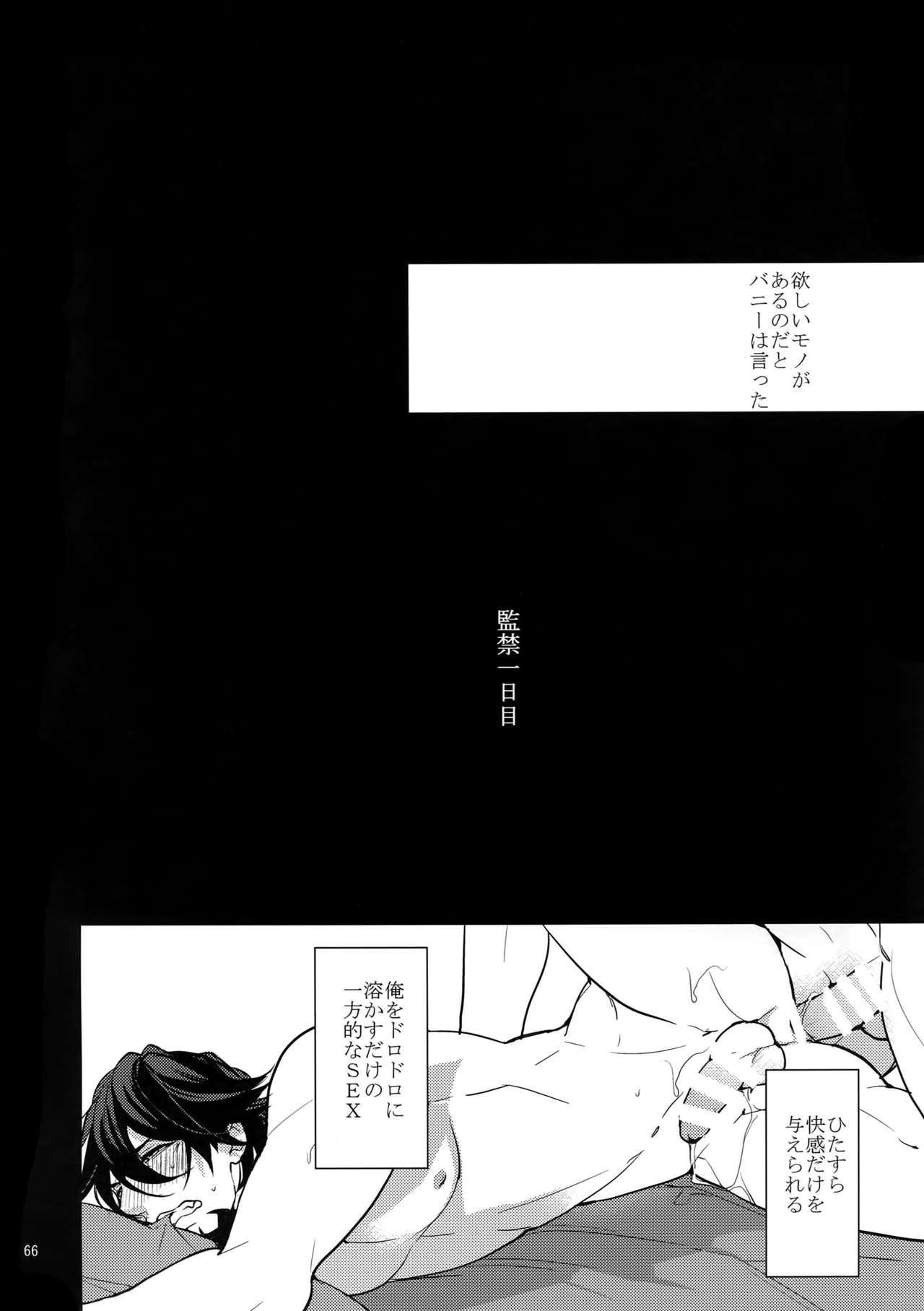 BOROZS Usagi Tora Sairoku 2 64