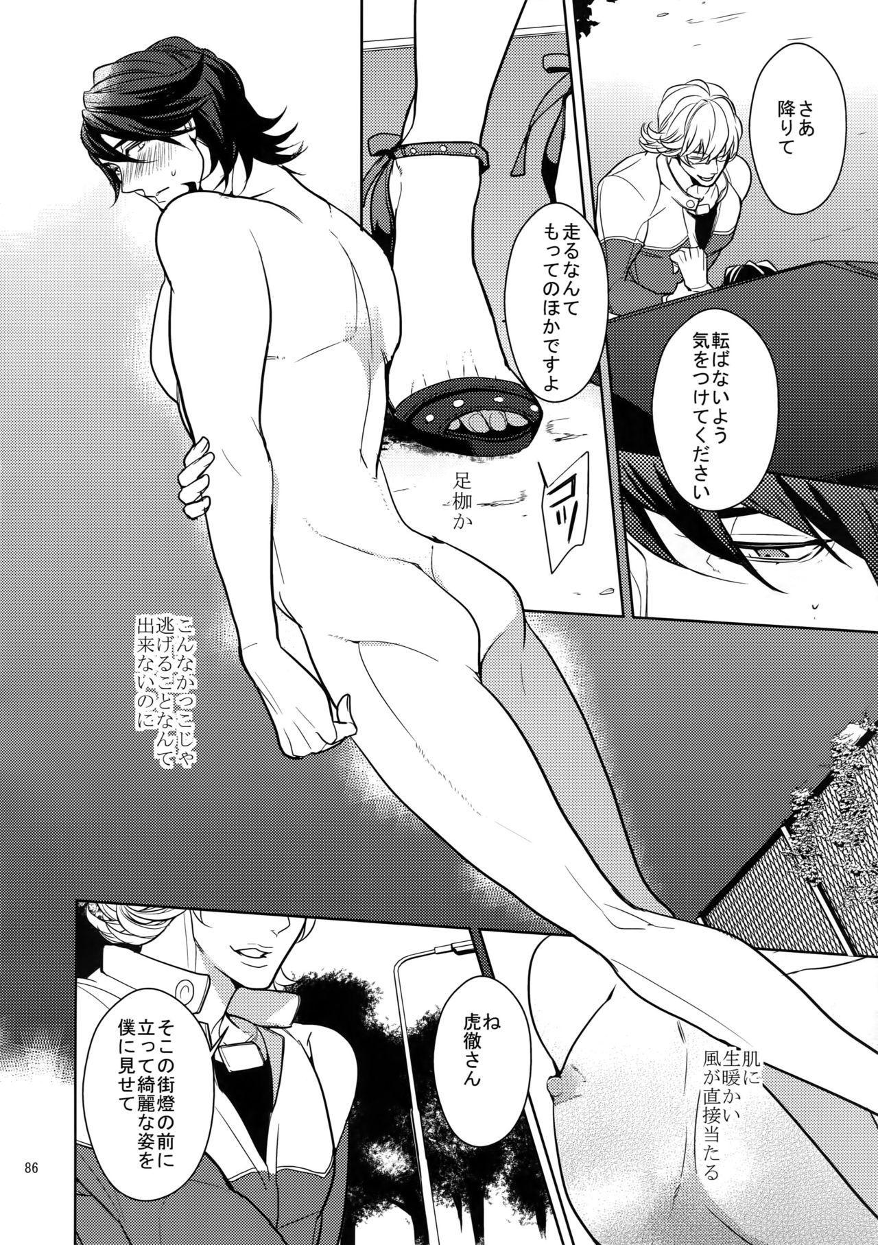 BOROZS Usagi Tora Sairoku 2 84