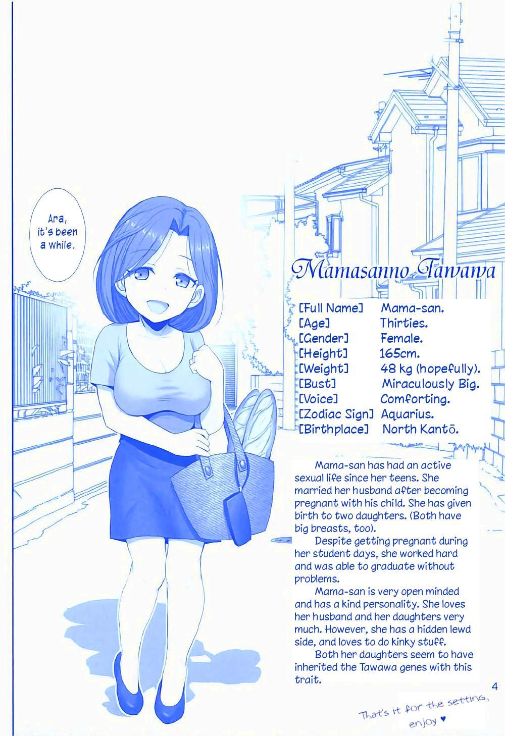 Mama-san no Tawawa 2