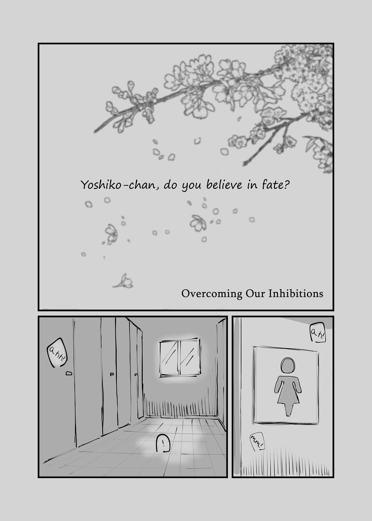 Hami Dashitai Bokura no Iibun | Overcoming Our Inhibitions 1