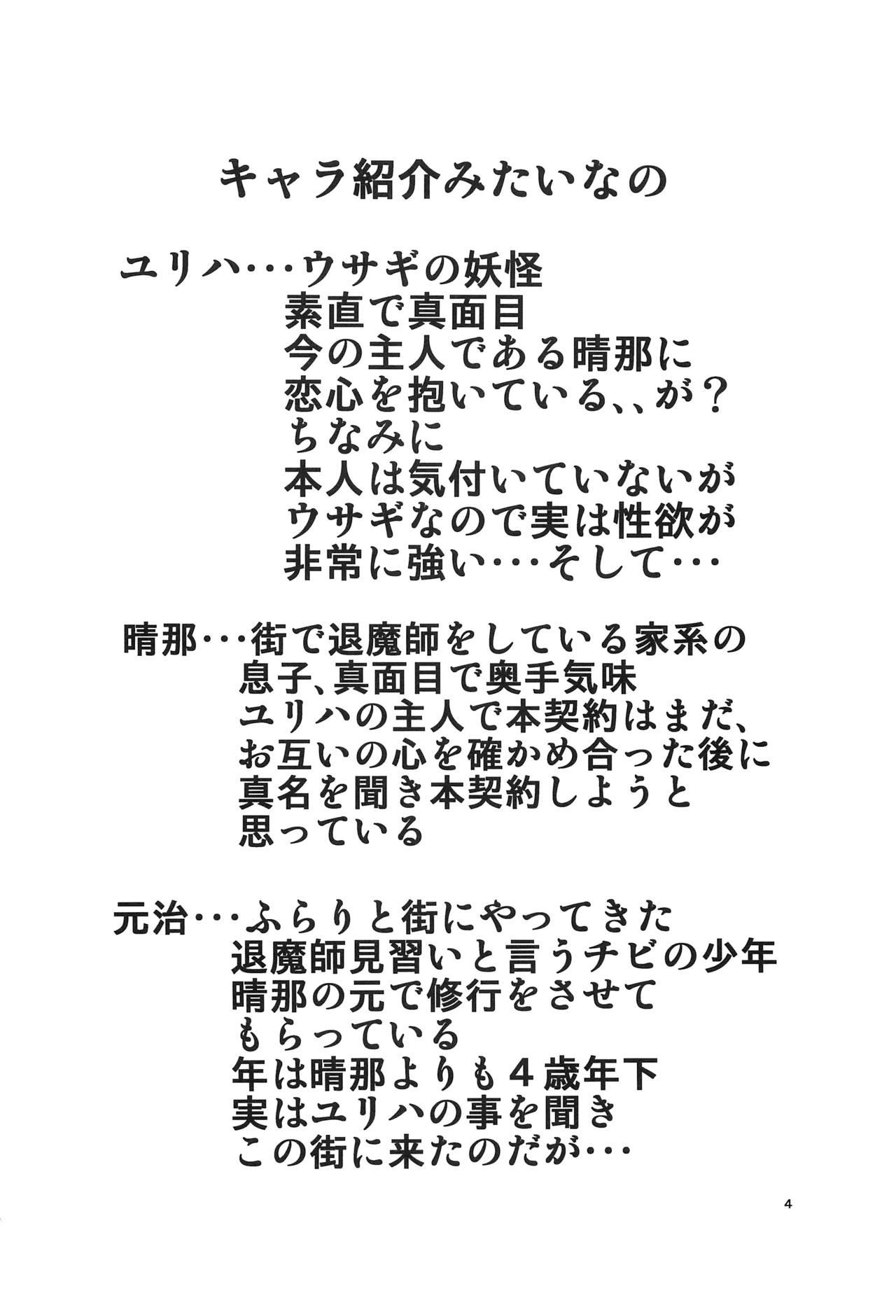 NTR Haramasare Ubawareta Aibou 2
