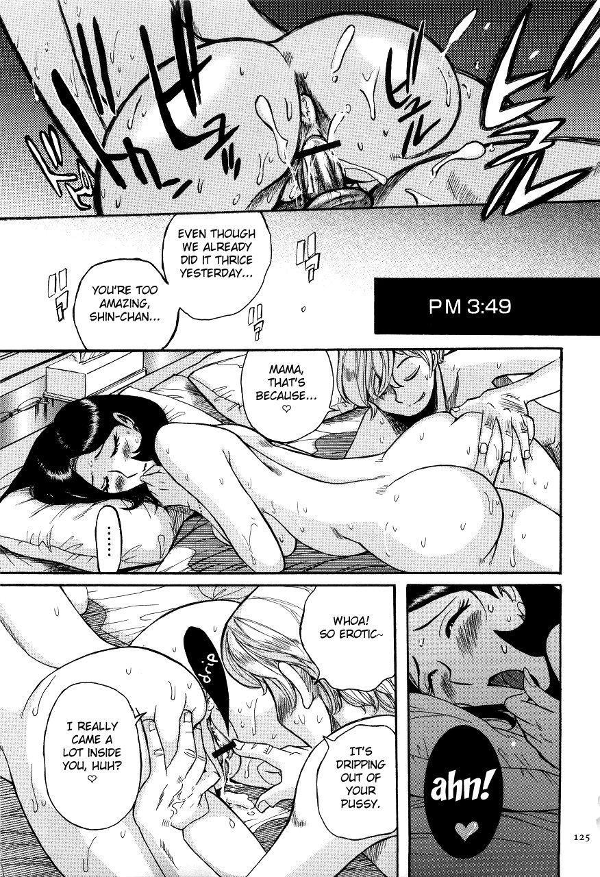 [Kojima Miu] Nympho Maman Boshi Soukan - Mama no Shikyuu wa Boku no Mono Ch. 1-7 [English] [Fated Circle] 127