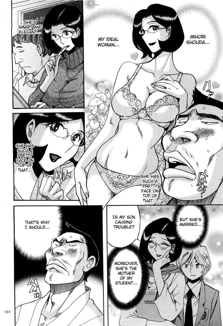 [Kojima Miu] Nympho Maman Boshi Soukan - Mama no Shikyuu wa Boku no Mono Ch. 1-7 [English] [Fated Circle] 134
