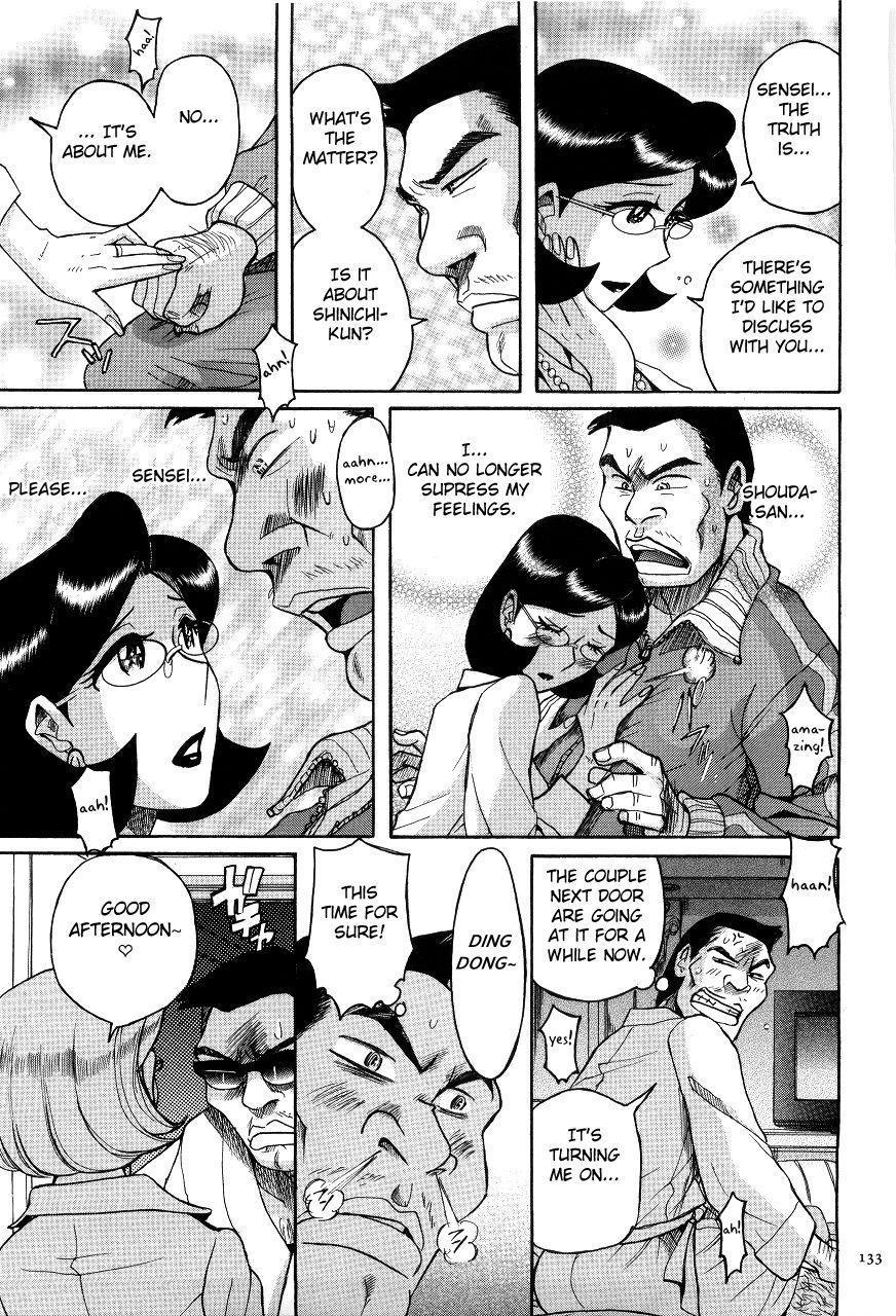 [Kojima Miu] Nympho Maman Boshi Soukan - Mama no Shikyuu wa Boku no Mono Ch. 1-7 [English] [Fated Circle] 135