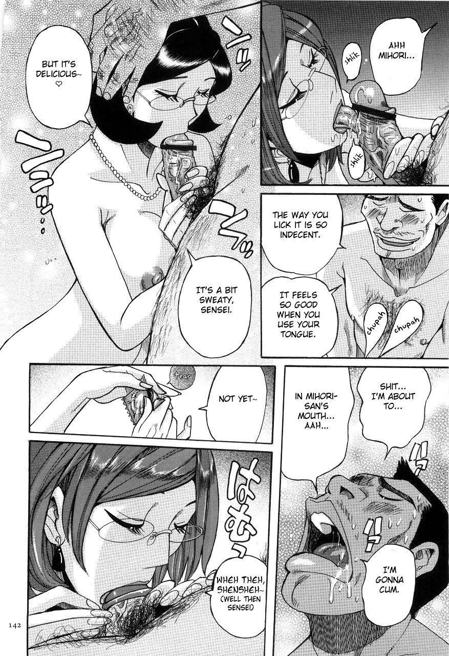 [Kojima Miu] Nympho Maman Boshi Soukan - Mama no Shikyuu wa Boku no Mono Ch. 1-7 [English] [Fated Circle] 144