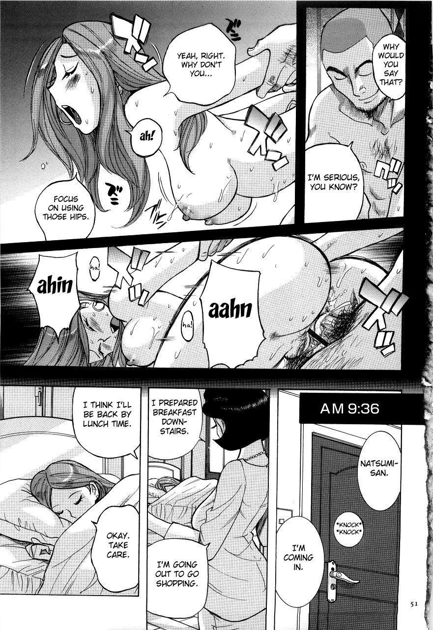 [Kojima Miu] Nympho Maman Boshi Soukan - Mama no Shikyuu wa Boku no Mono Ch. 1-7 [English] [Fated Circle] 54