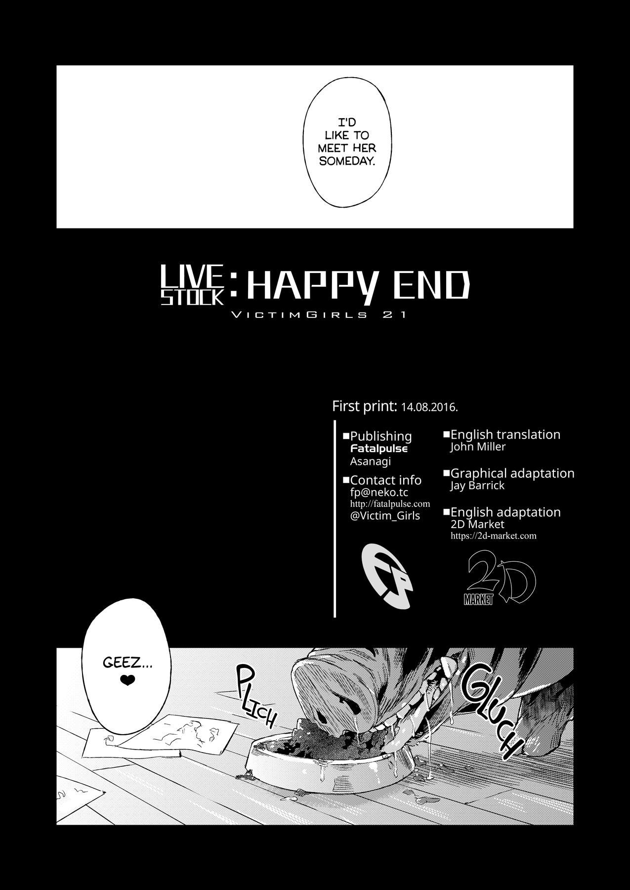VictimGirls 21 Bokujou: Happy End 28