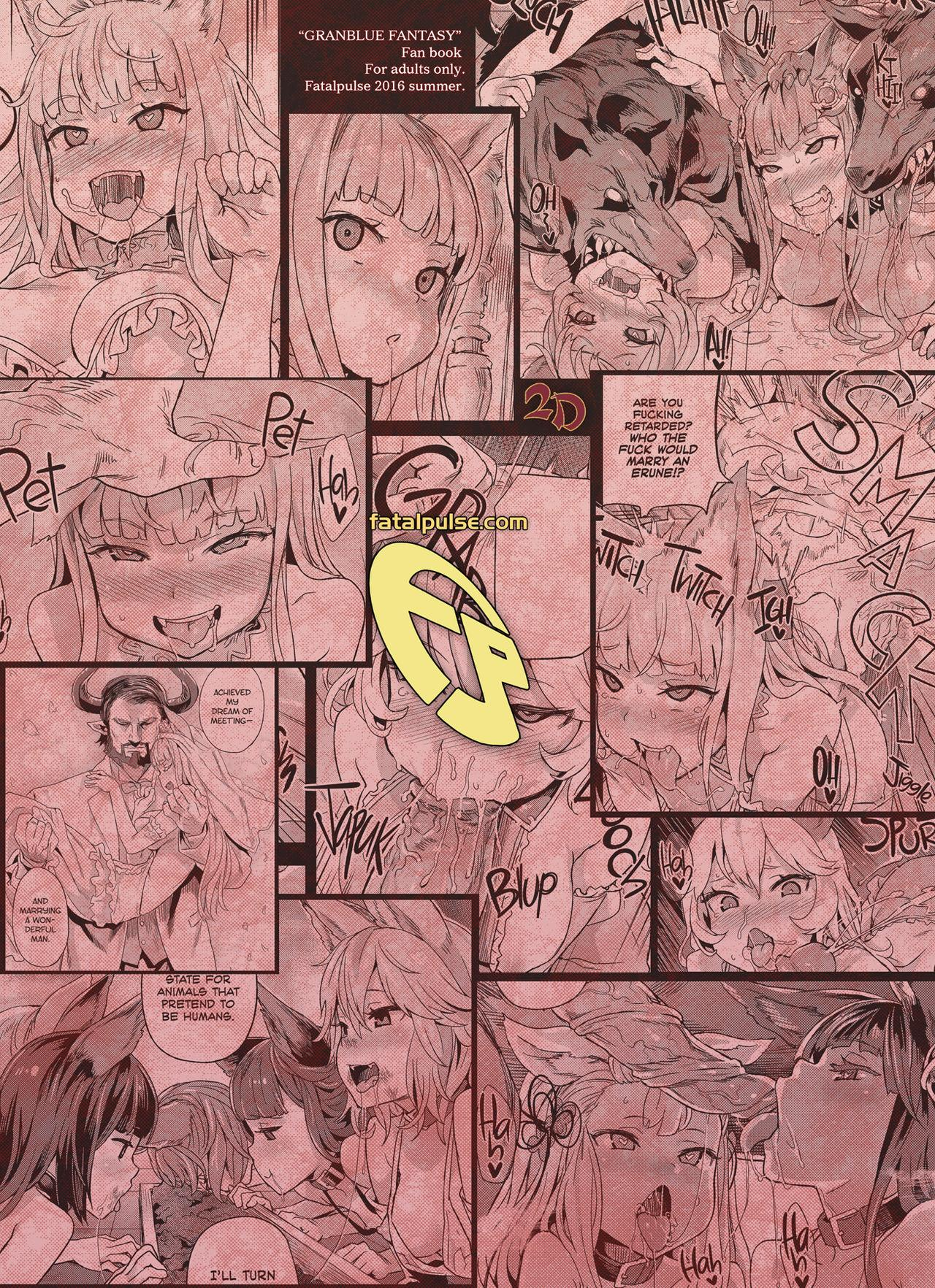 VictimGirls 21 Bokujou: Happy End 30