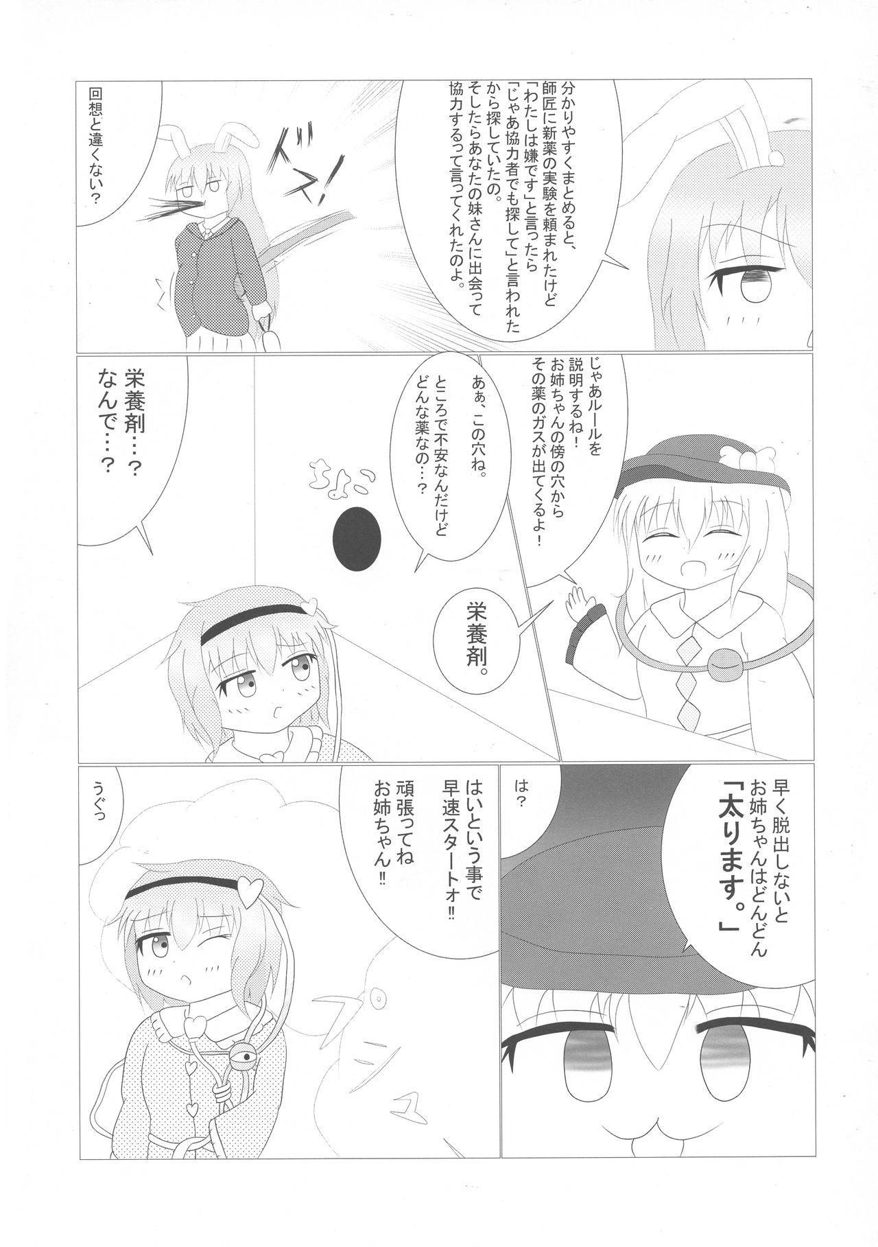 (Reitaisai 15) [HORIC WORKS (Various)] Touhou Bouchou-kei Sougou Goudou-shi `Boujo 2!!!!!!!!' (Touhou Project) 42