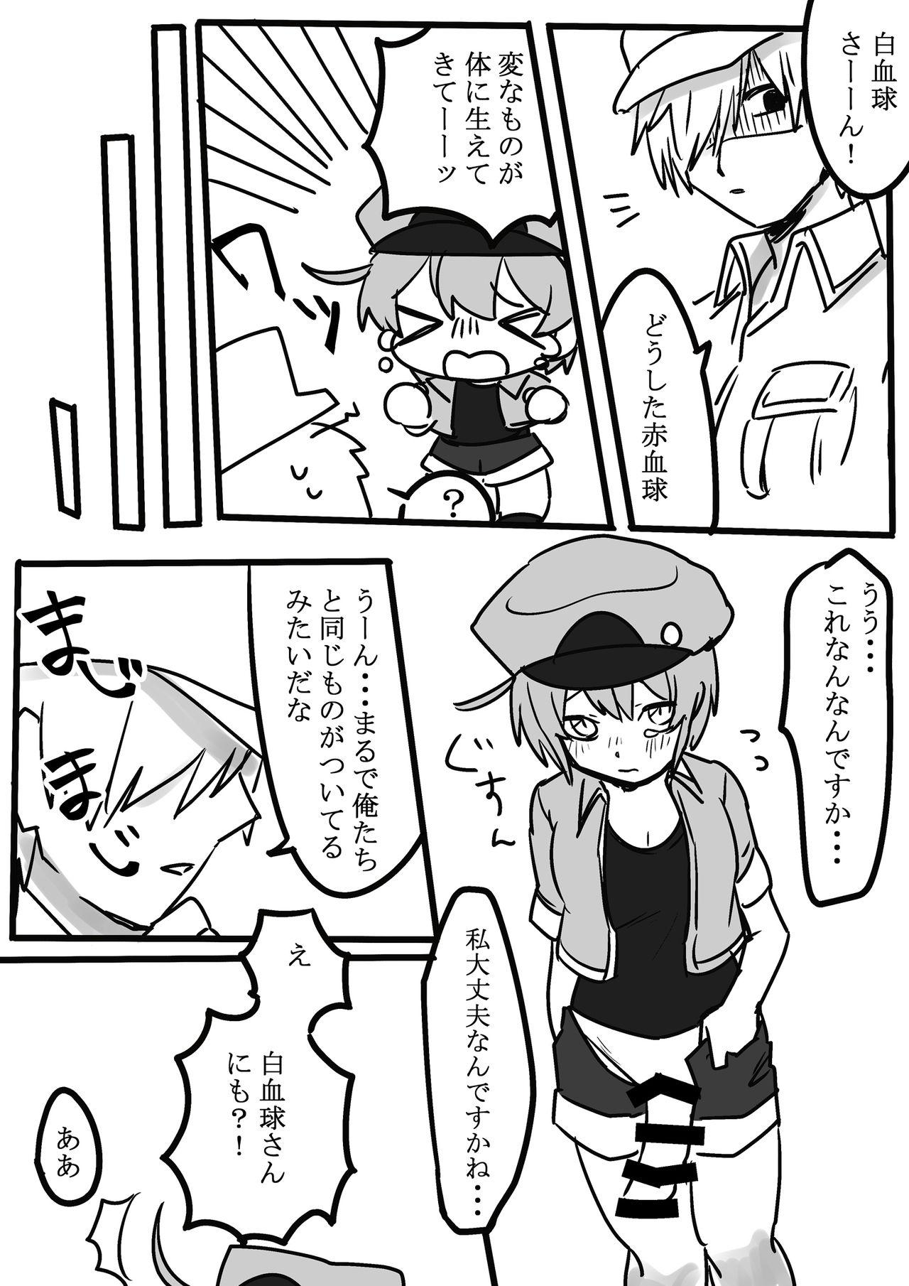 Futanari Aka x Shiro 0