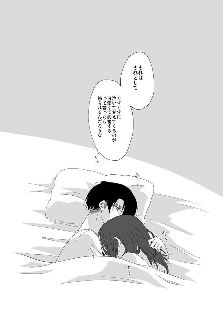 LeviHan Manga 11