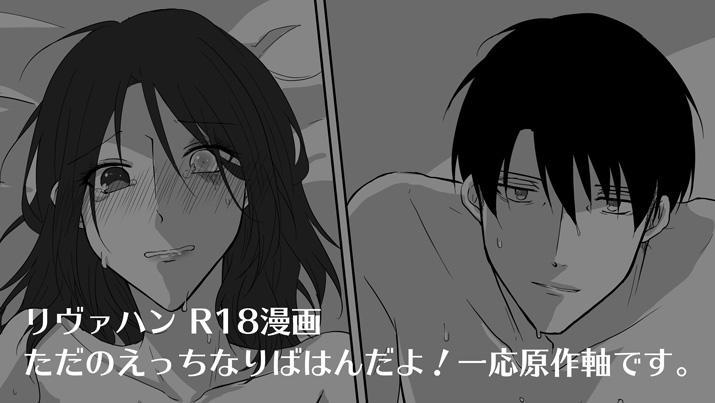 LeviHan Manga 12