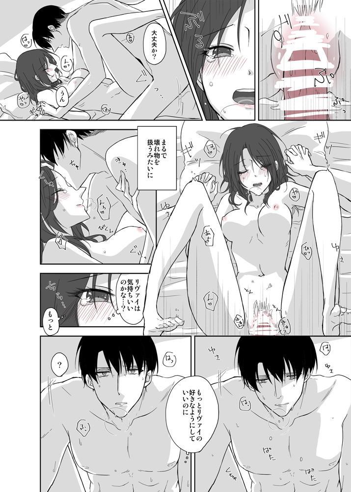 LeviHan Manga 3