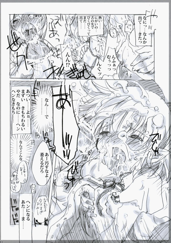 Touhou Shunga Hon - Hyousei Sounan 9