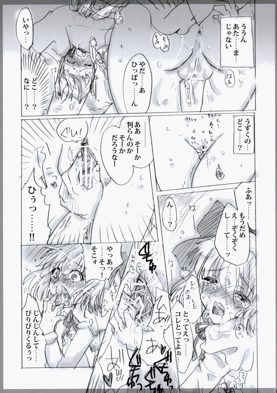 Touhou Shunga Hon - Hyousei Sounan 10