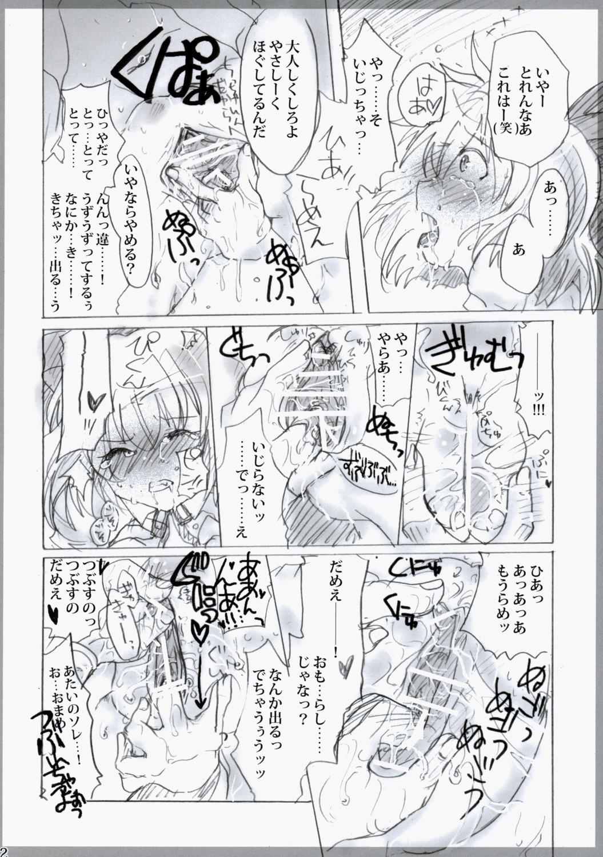 Touhou Shunga Hon - Hyousei Sounan 11