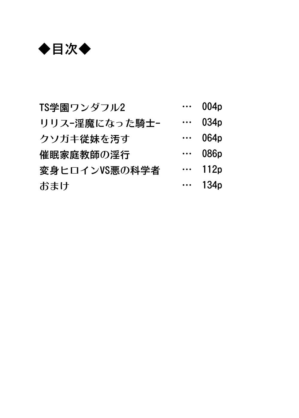 Saimin Katei Kyoushi no Inkou Seijin Muke Soushuuhen 1