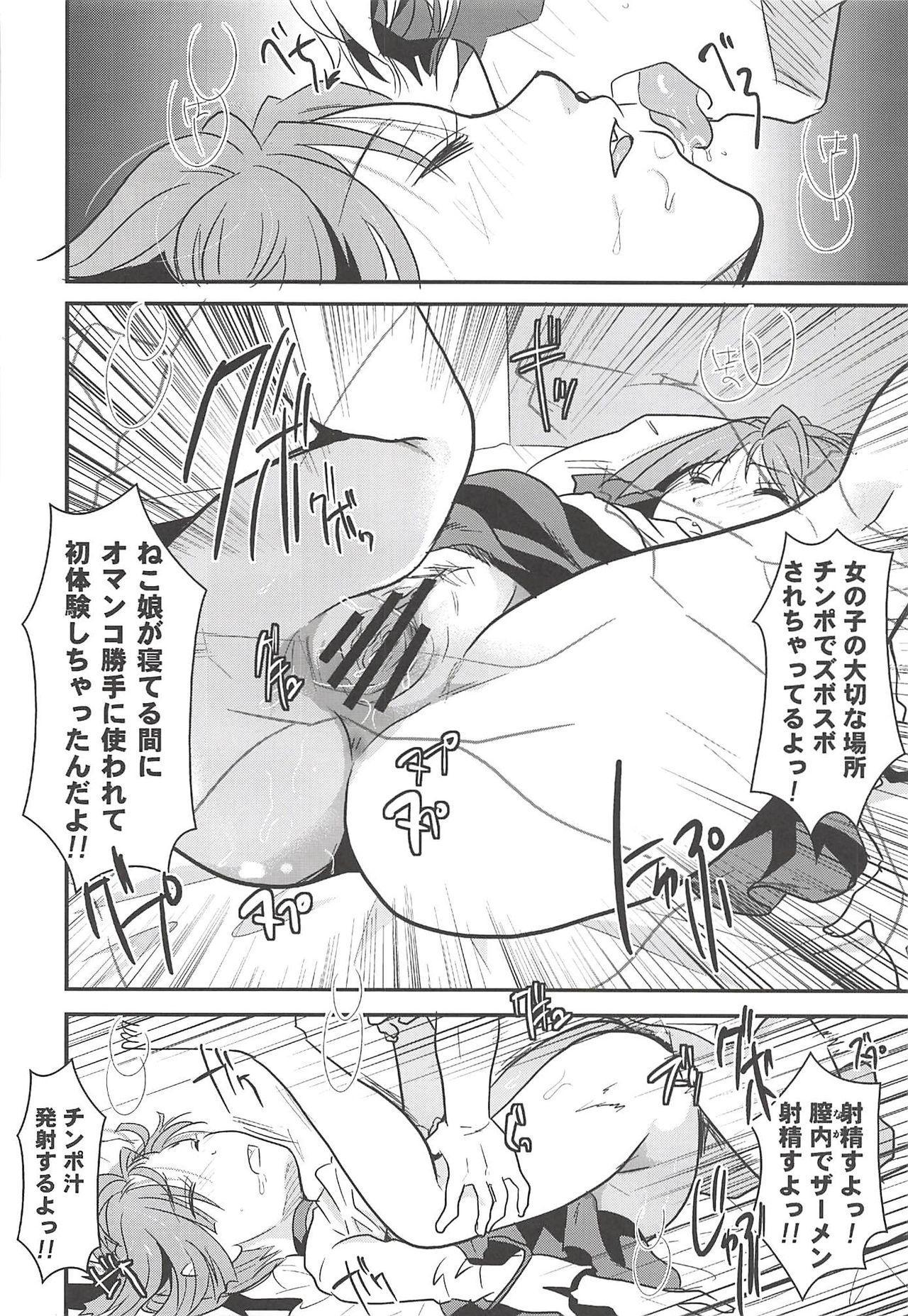 Neko Musume Suikan 40