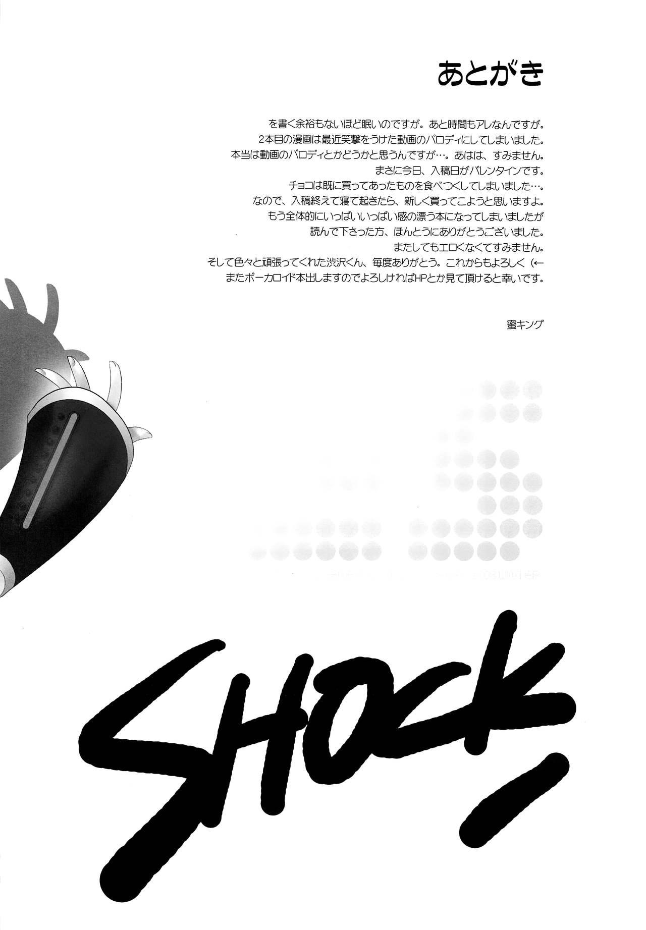 ENDLESS SHOCK. 14