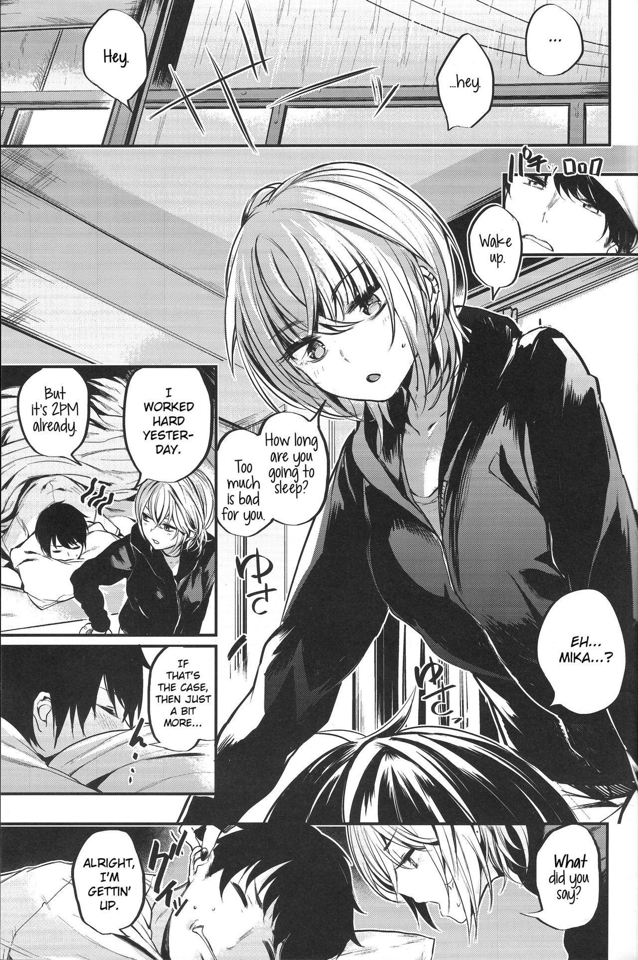 Sukoshi Furyouppoi Onnanoko to Kyuujitsu ni Ie de Daradara Shitai Hon. 3