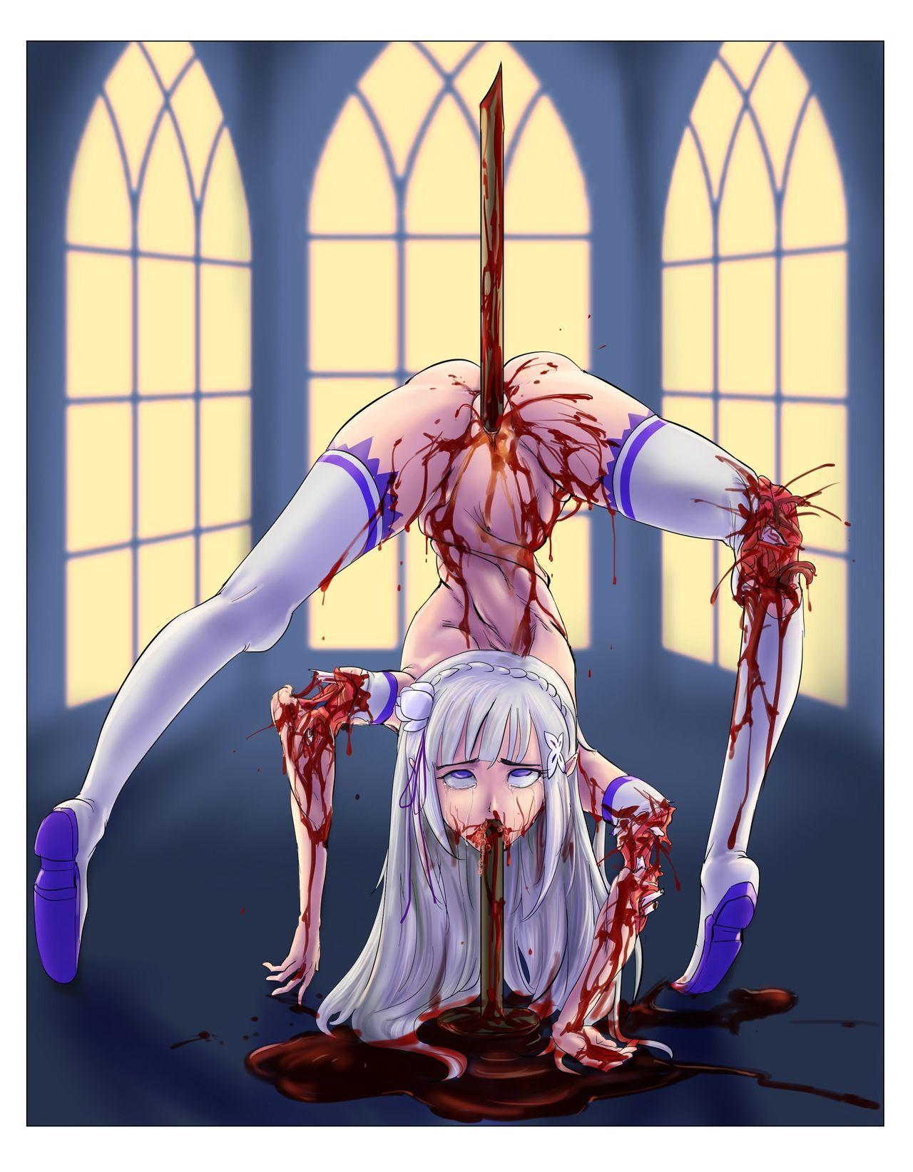 DEATH RAPE OF EMILIA 9