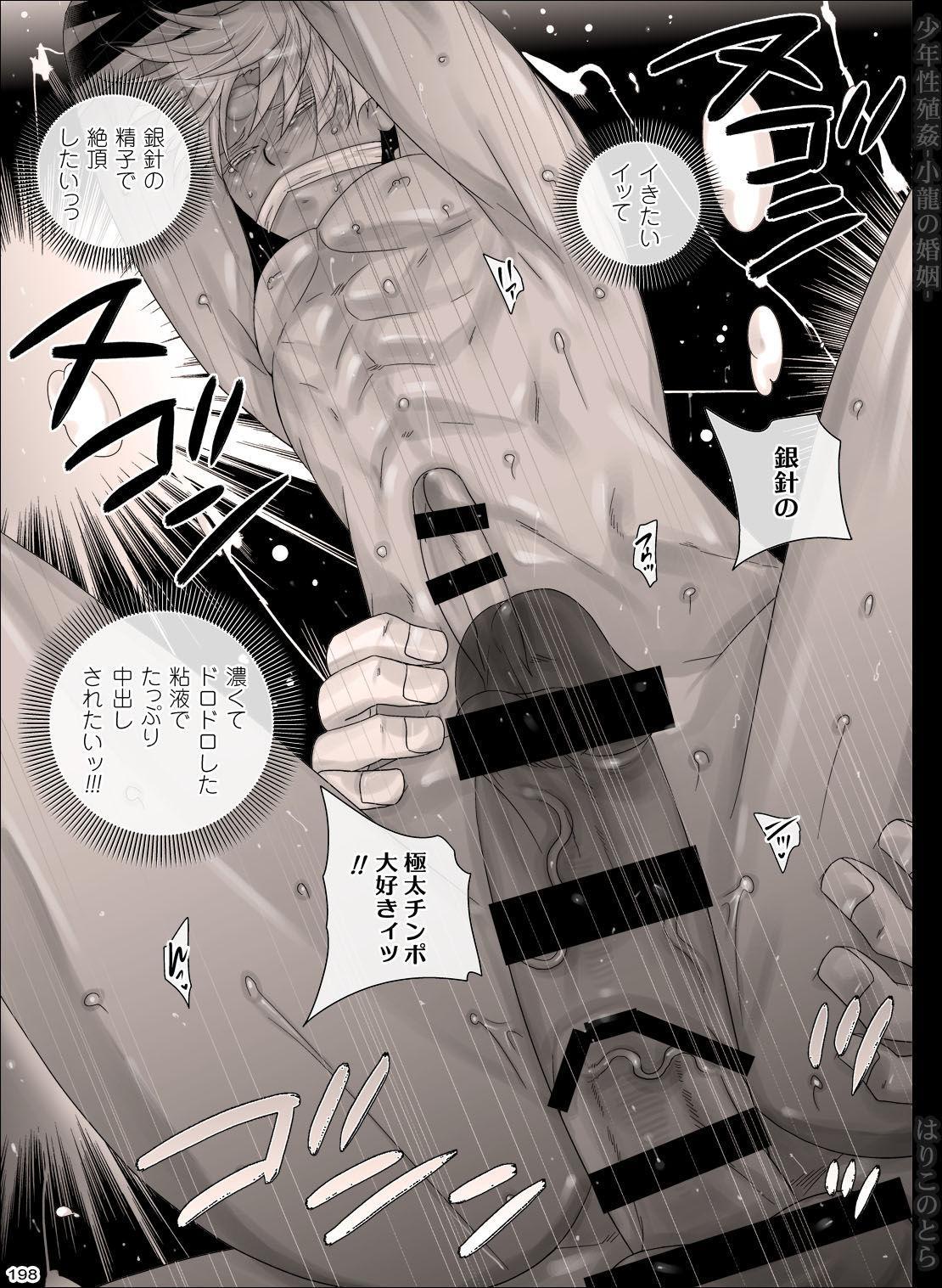 Shounen Seishokukan - Shouryuu no Konin 197