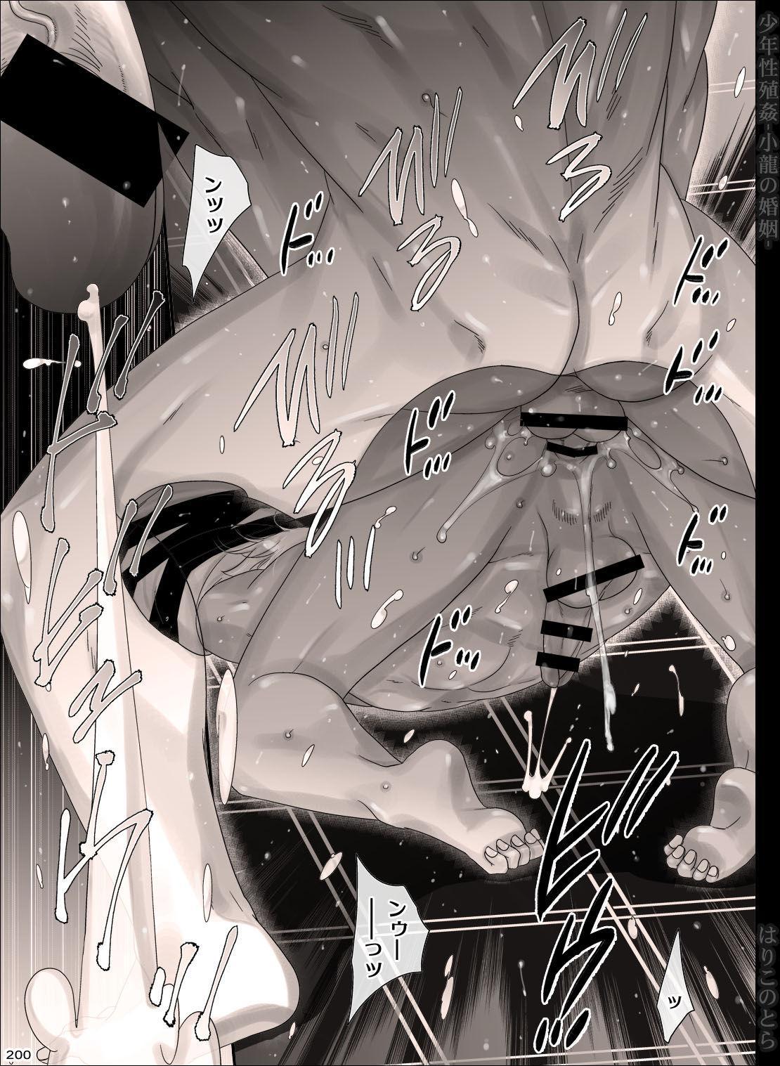 Shounen Seishokukan - Shouryuu no Konin 199