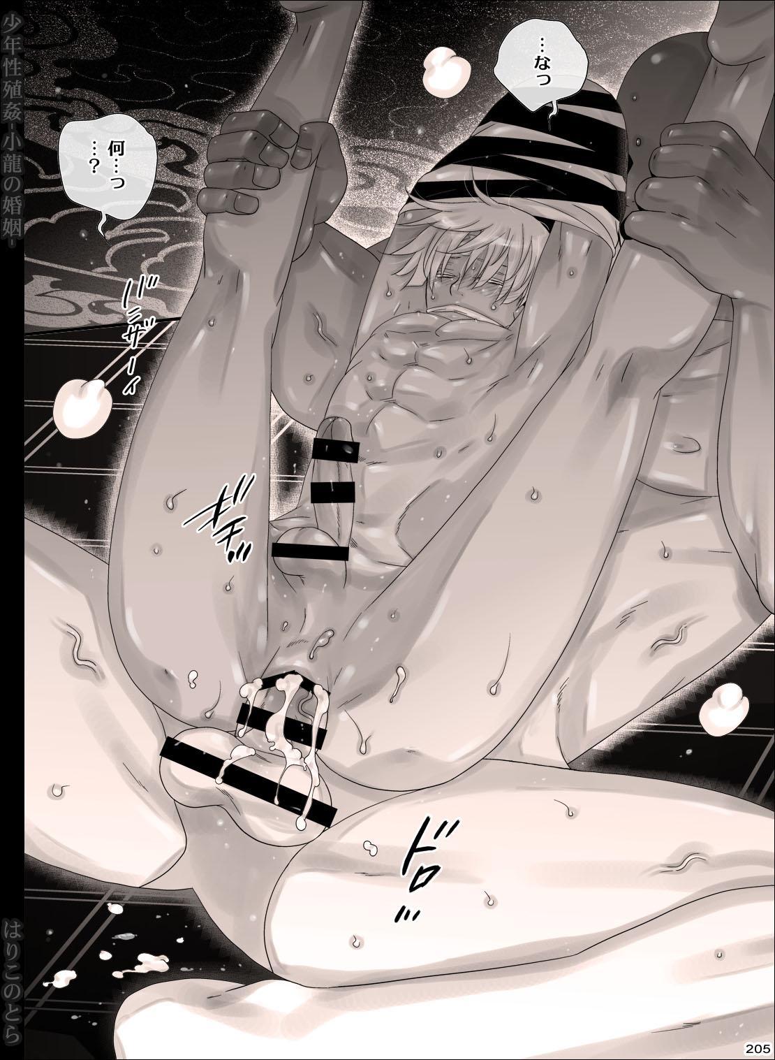 Shounen Seishokukan - Shouryuu no Konin 204