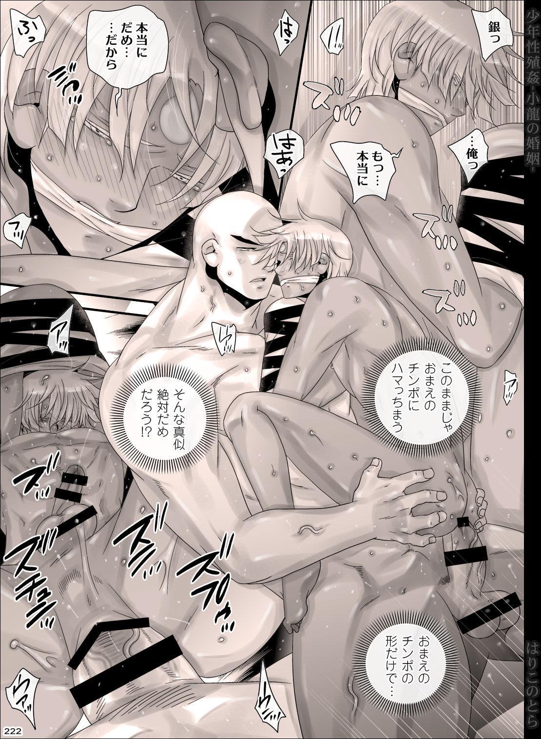 Shounen Seishokukan - Shouryuu no Konin 221