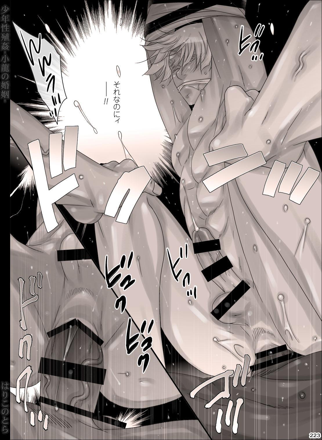 Shounen Seishokukan - Shouryuu no Konin 222