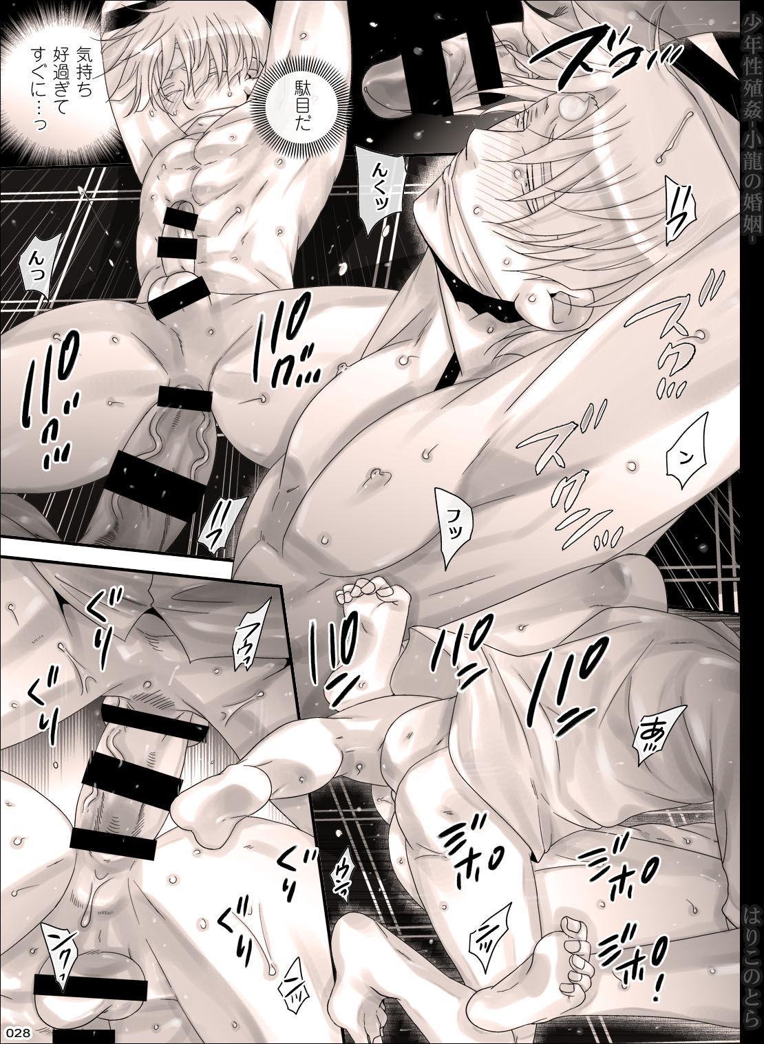Shounen Seishokukan - Shouryuu no Konin 27