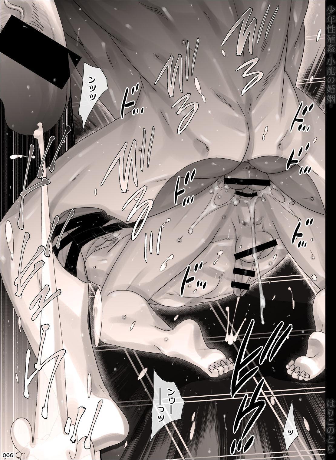 Shounen Seishokukan - Shouryuu no Konin 65