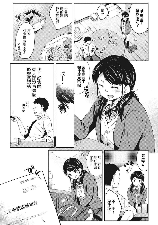 1LDK+JK Ikinari Doukyo? Micchaku!? Hatsu Ecchi!!? Ch. 1-8 29