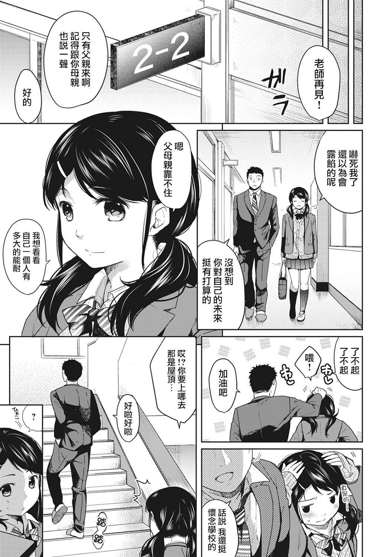 1LDK+JK Ikinari Doukyo? Micchaku!? Hatsu Ecchi!!? Ch. 1-8 31